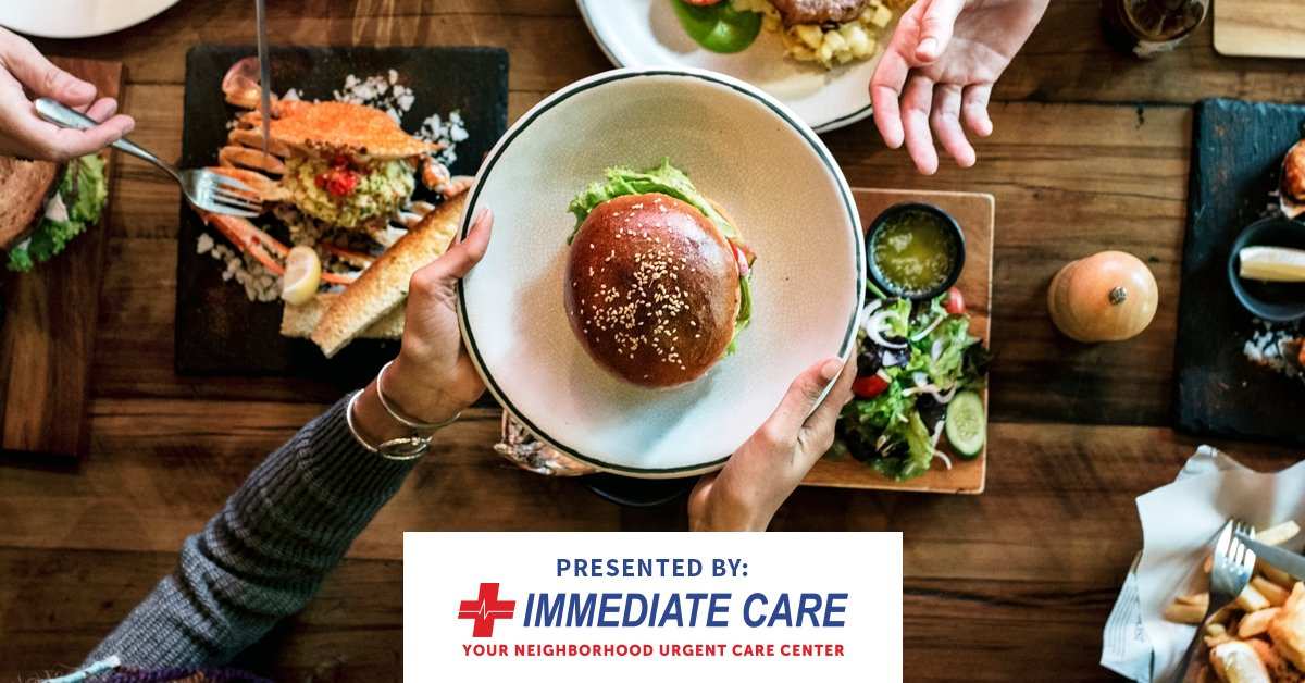 'Cabin Fever Dining Package' presented by Immediate Care