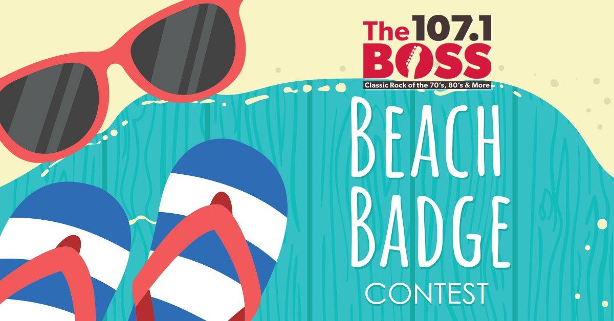 Beach Badge Contest