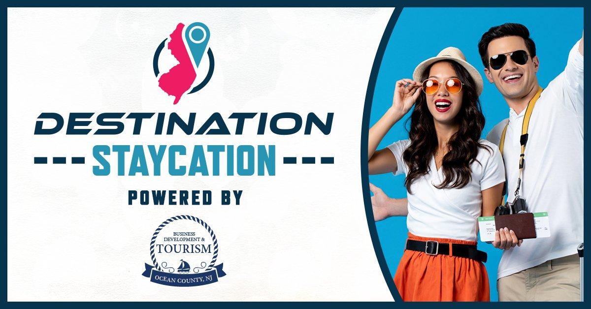 Destination: Staycation