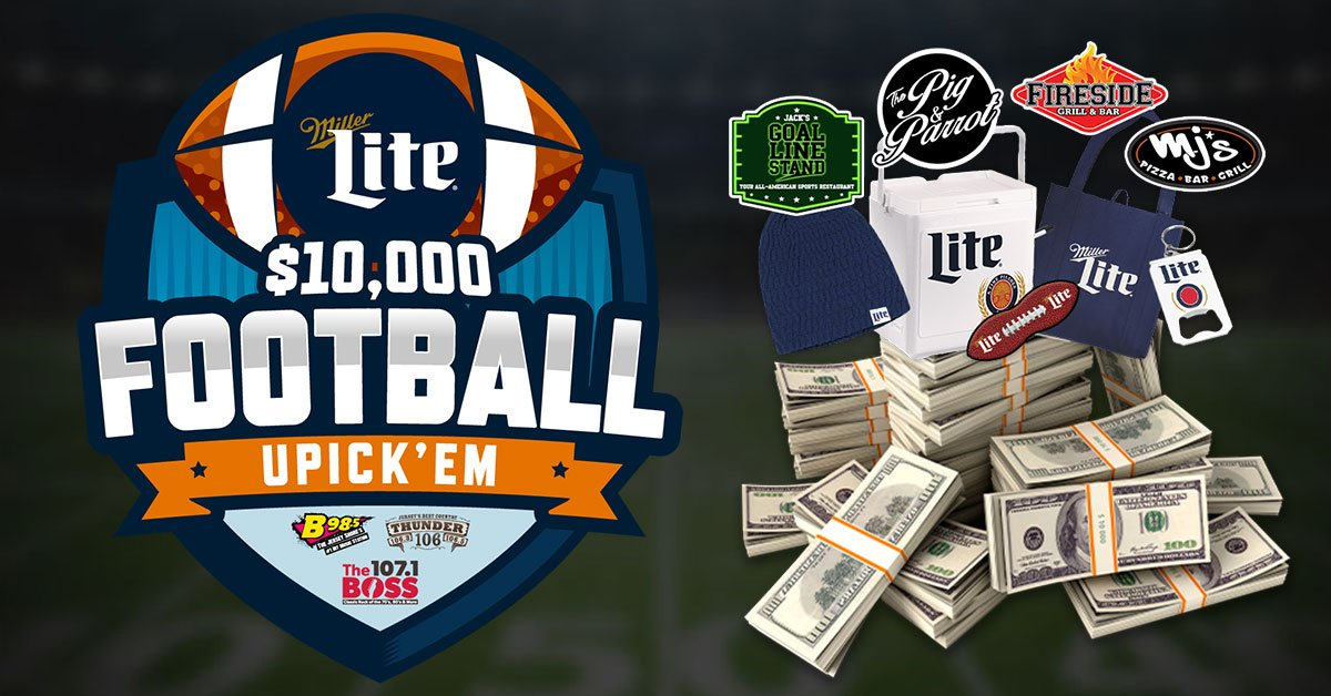 Miller Lite $10,000 U Pick'Em League