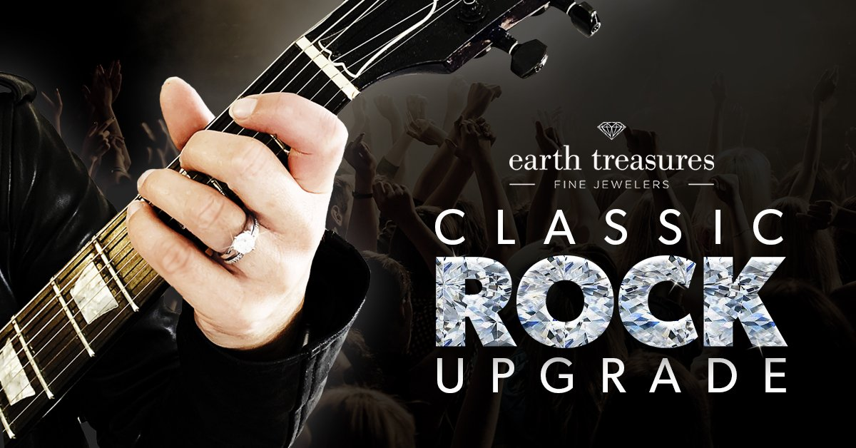 "Earth Treasures ""Classic Rock Upgrade"" Contest"
